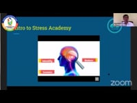 Dr. Pritesh Mutha, Prerit Shah : Paradigm shift in stress management