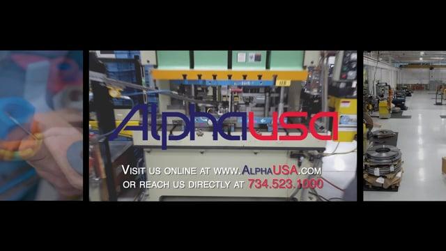 AlphaUSA Promo