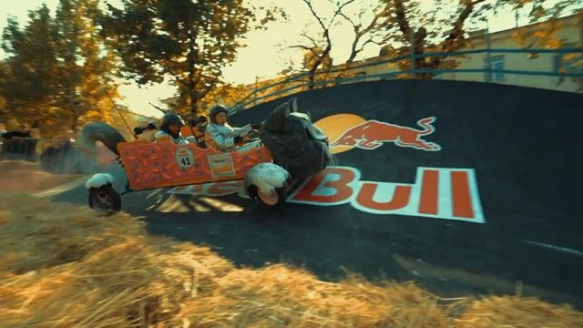Red Bull | Soapbox Race VR - Roma 2018