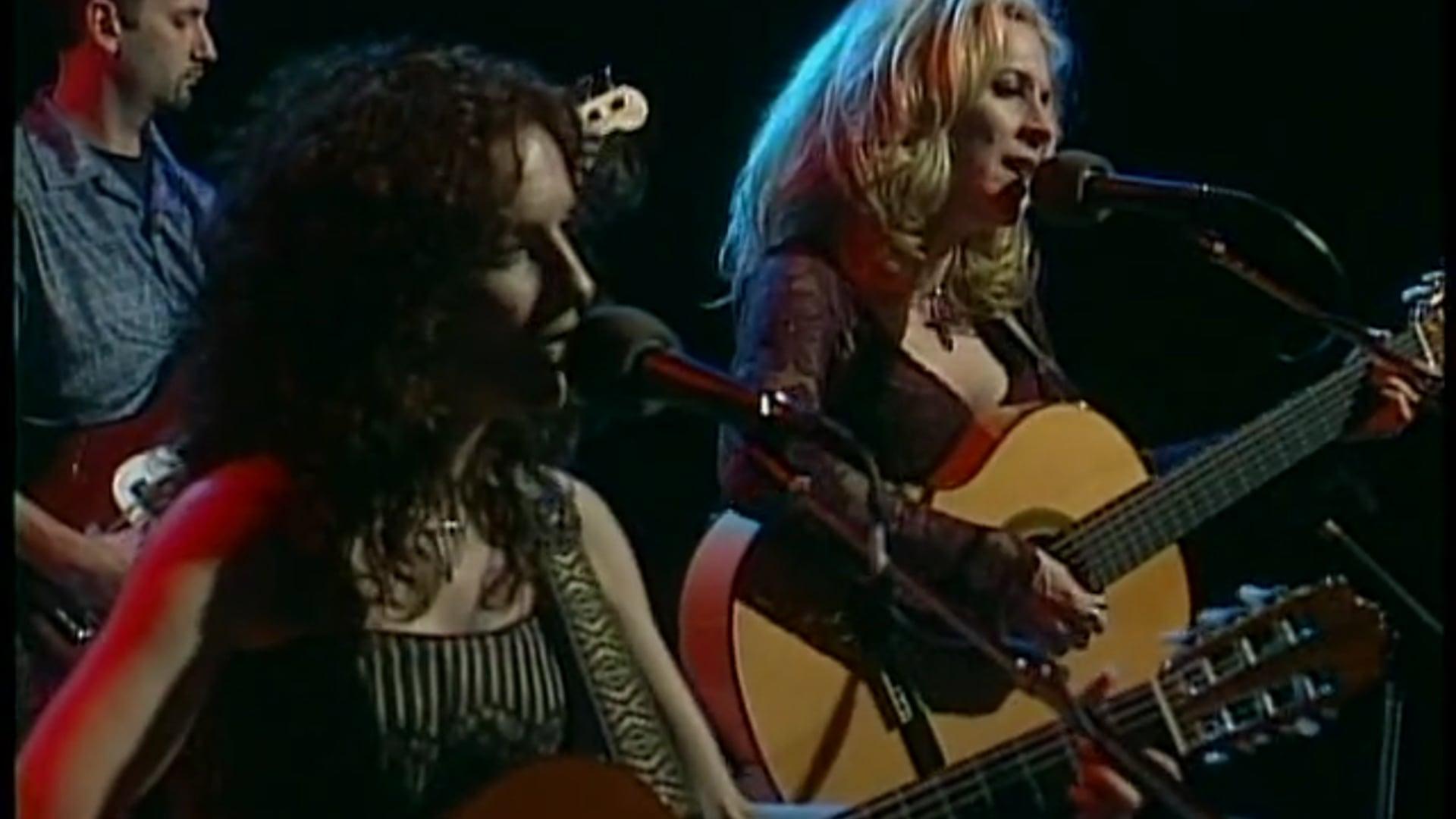 "Sisters Morales ""El Talisman"" at KUHT 2-12-03"