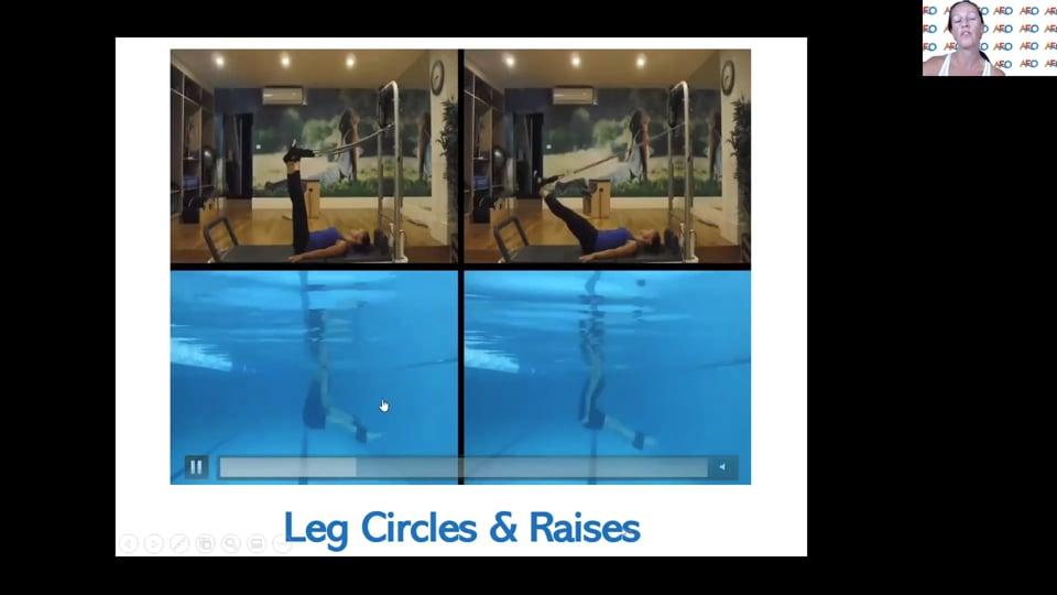 Fluid Pilates/Legs