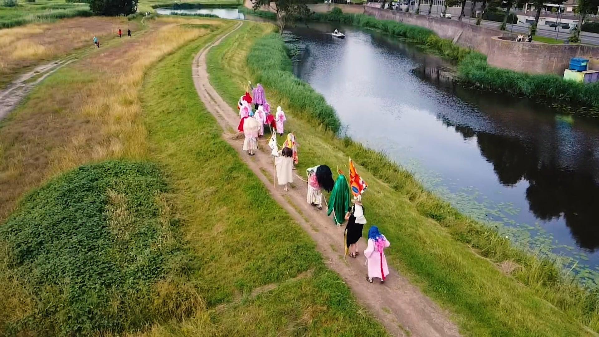 Folkert de Jong & Wij Familie - Bosch Parade openingsweekend Bossche Zomer 2021