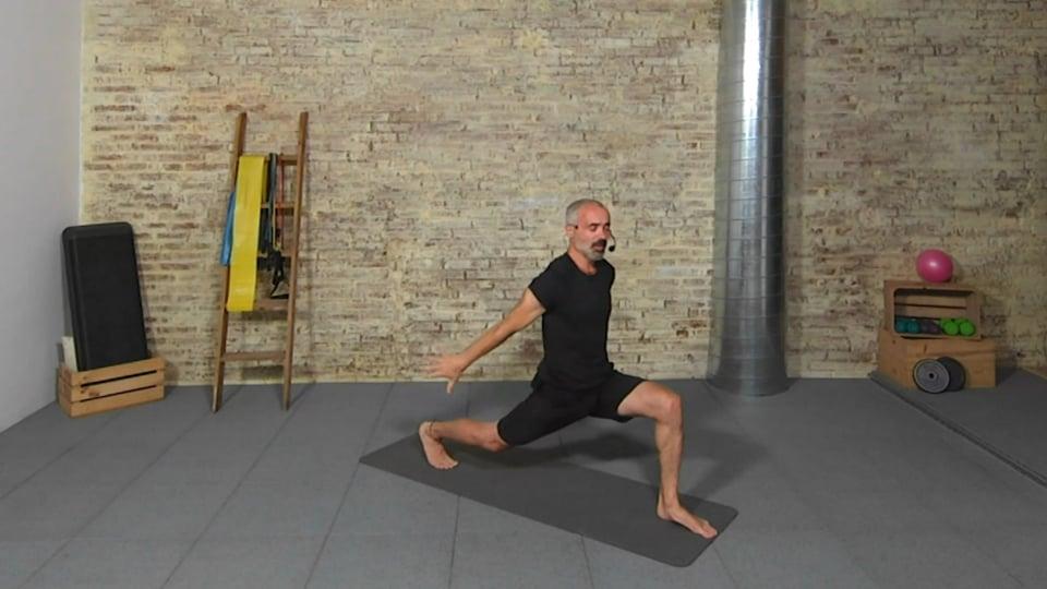 Movimiento y respiración