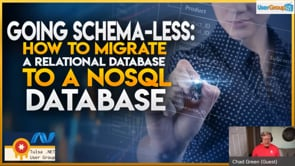 Going Schema-less: How to migrate a relational database to a NoSQL database