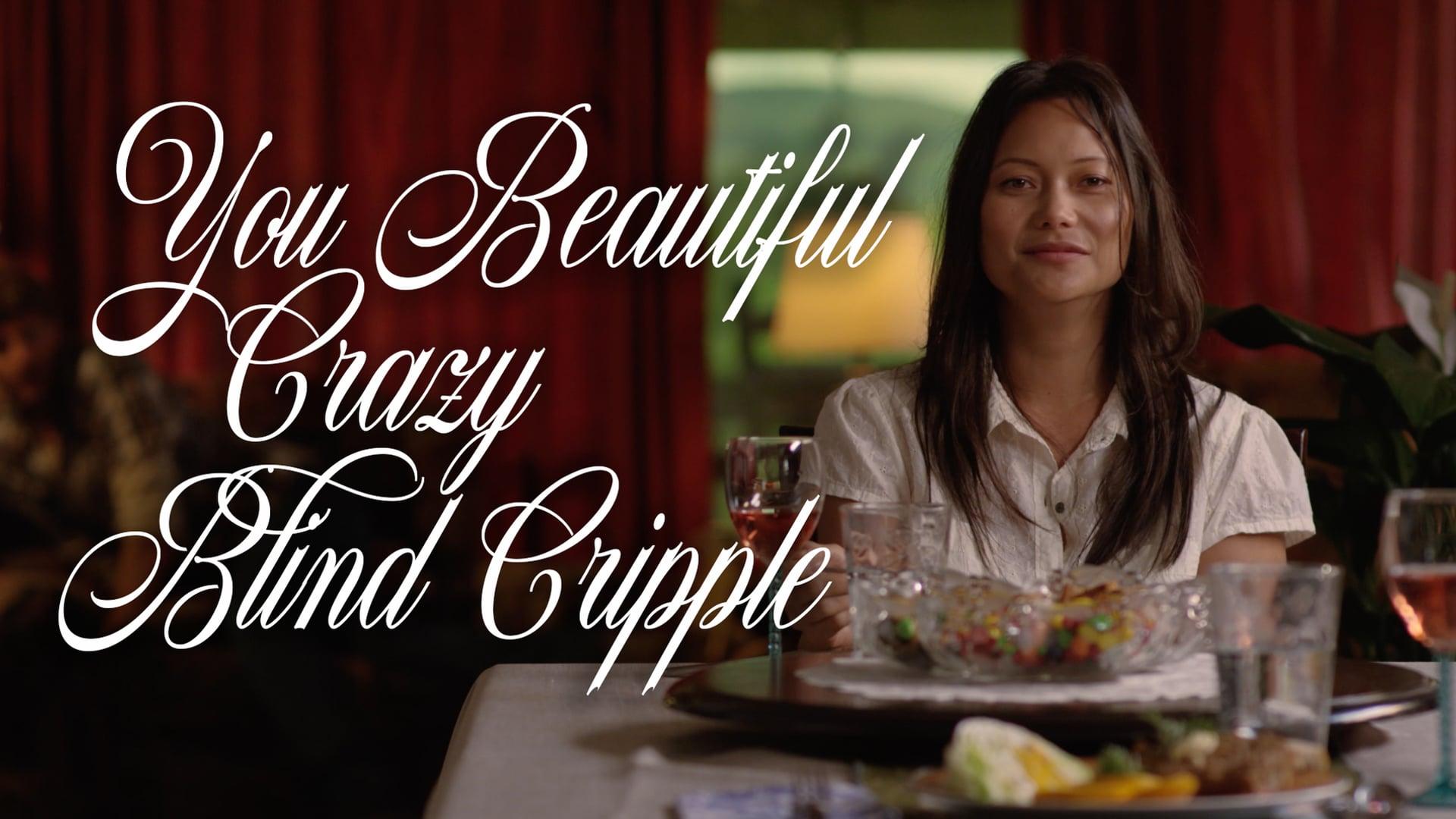 You Beautiful Crazy Blind Cripple