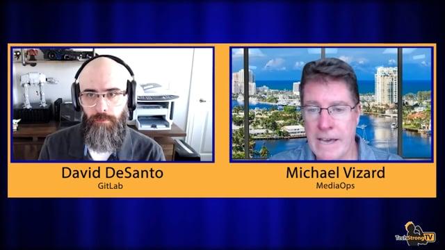 MLOps and DevOps - David DeSanto, GitLabs