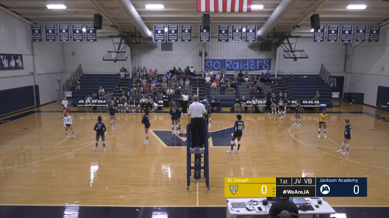JV Volleyball vs St. Joe - 08-03-21