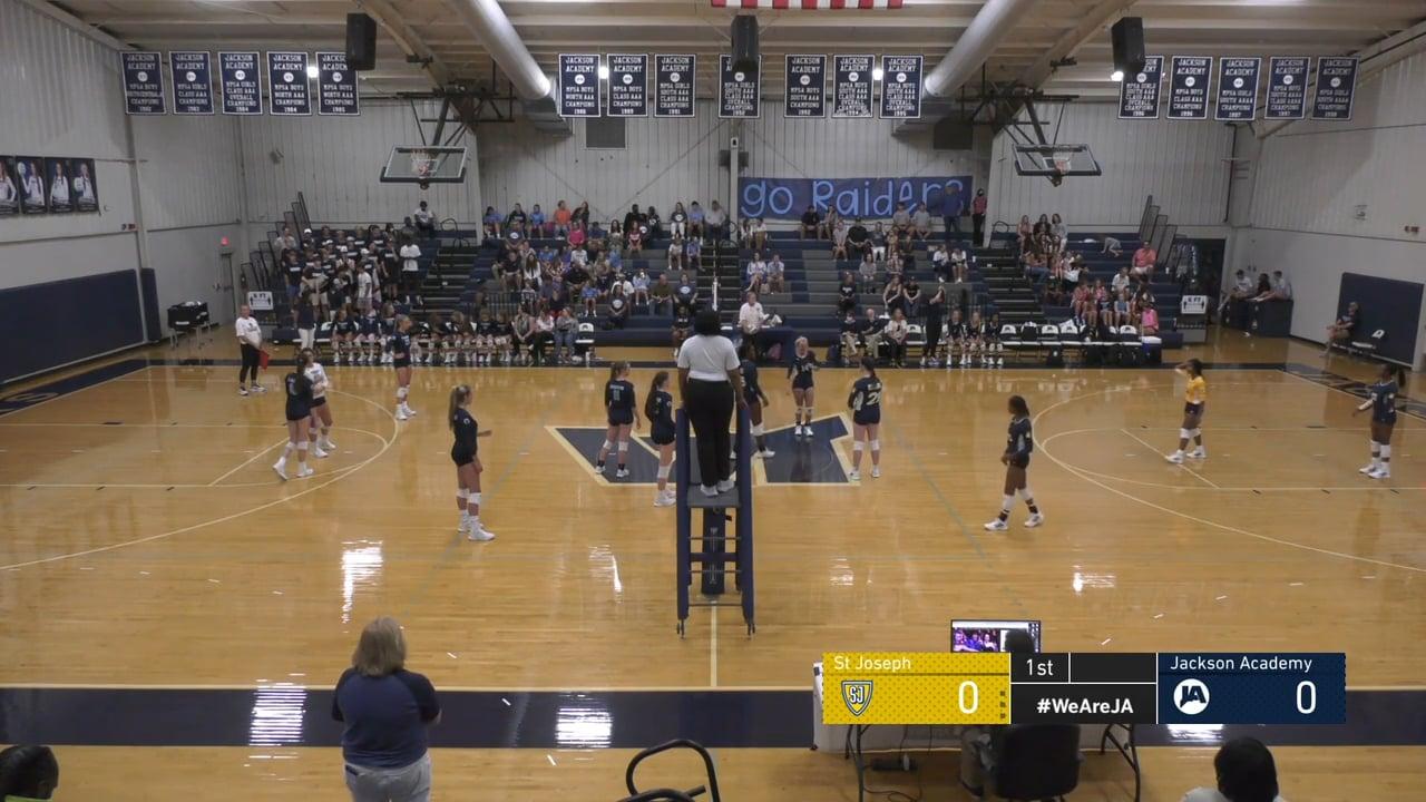 Varsity Volleyball vs St. Joe - 08-03-21