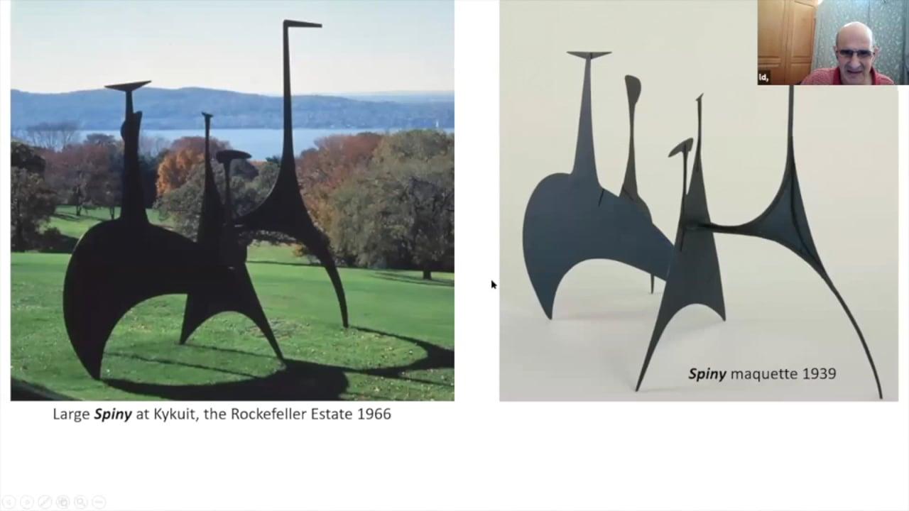 Art Talk - Alexander Calder: Modern From the Start
