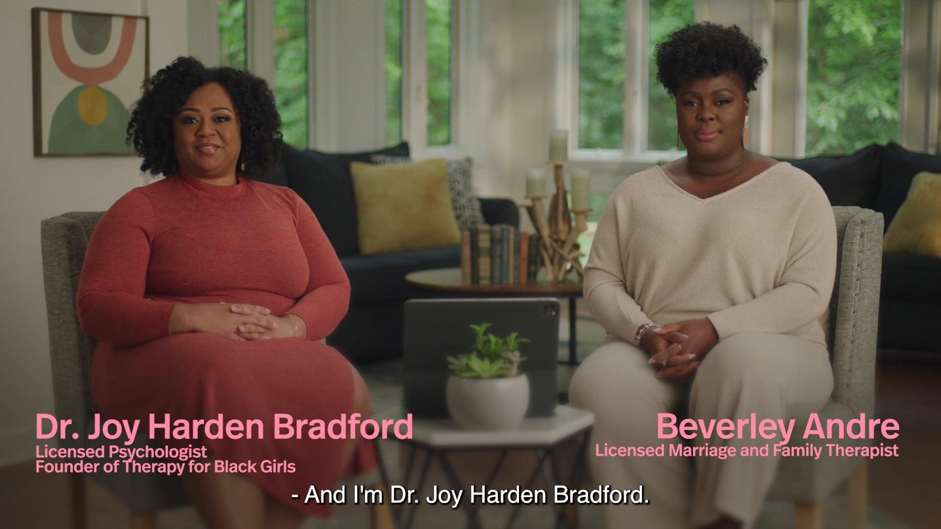 Netflix // Bebe Moore Campbell National Minority Mental Health Awareness Month (2 of 3 videos)