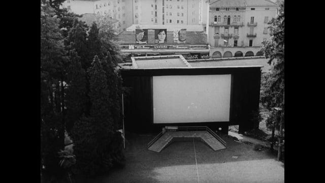 13e Festival de Locarno, Ciné-Journal suisse, 20 juillet 1960