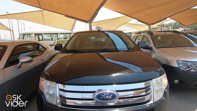 FORD EDGE LIMITED - BLACK...