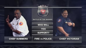 Battle of the Badges 2021 Waco Fire & Waco Police - DONATE TODAY!