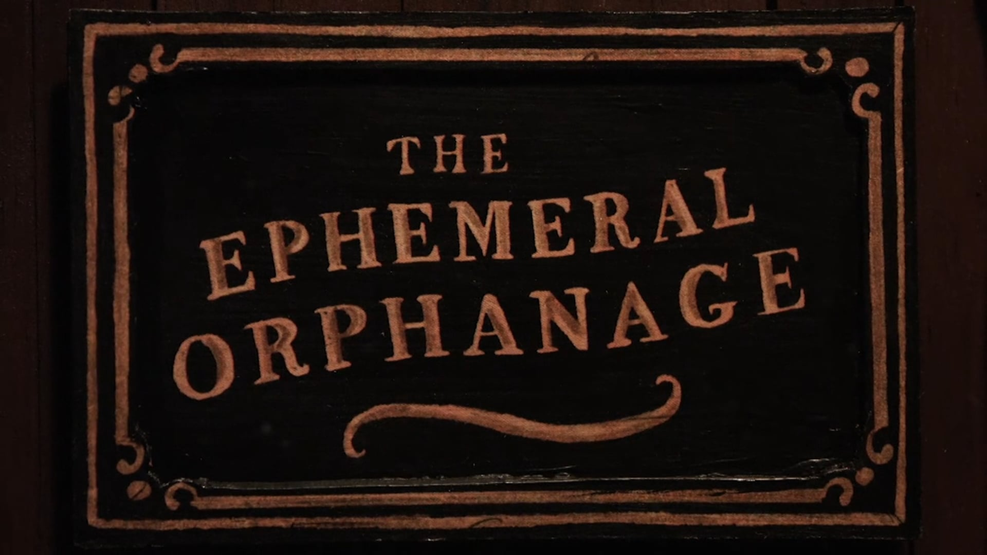 The Ephemeral Orphanage (Official Trailer)
