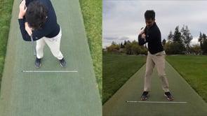 Hip Rotation Backswing Timing