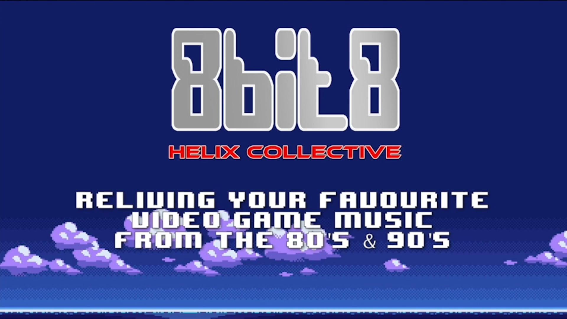 Helix Collective 8bit8 Promo