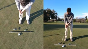 Meter Stick Path Training - Putting