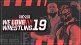 wXw We Love Wrestling 19