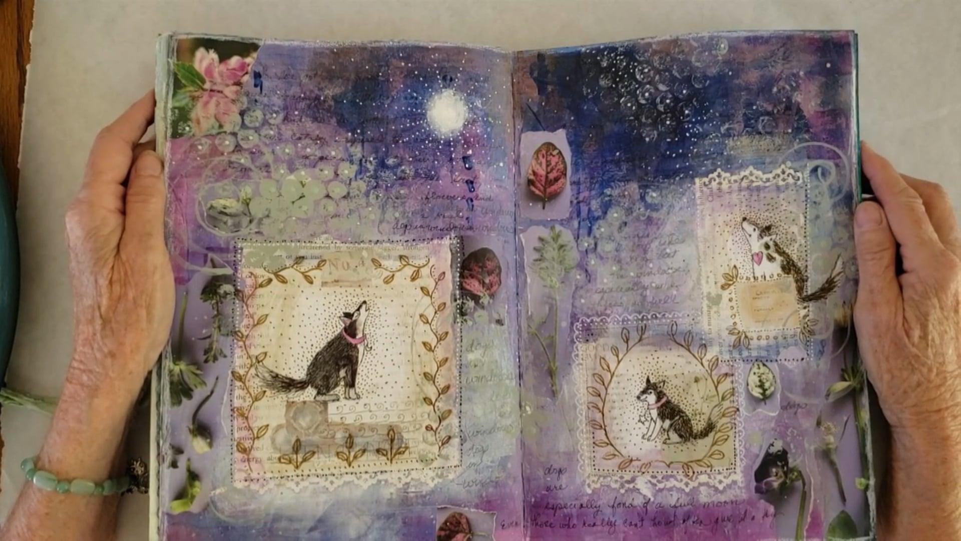 Art Journal 3 part eight Howlers