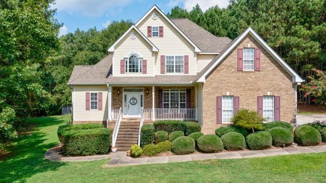 1260 Old Kincaid Rd, Colbert, GA 30628