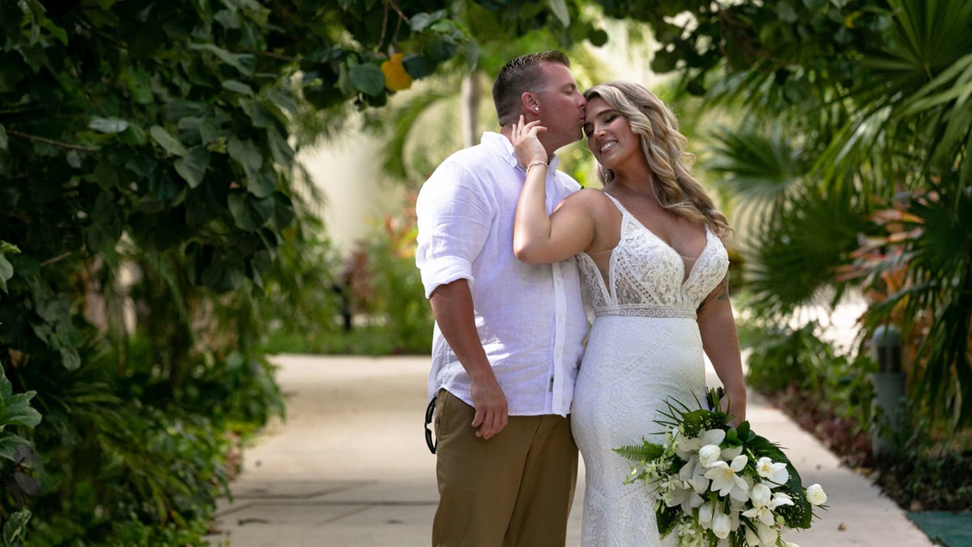 Secrets Akumal Wedding Film. Nikki & Jeffrey highlights video