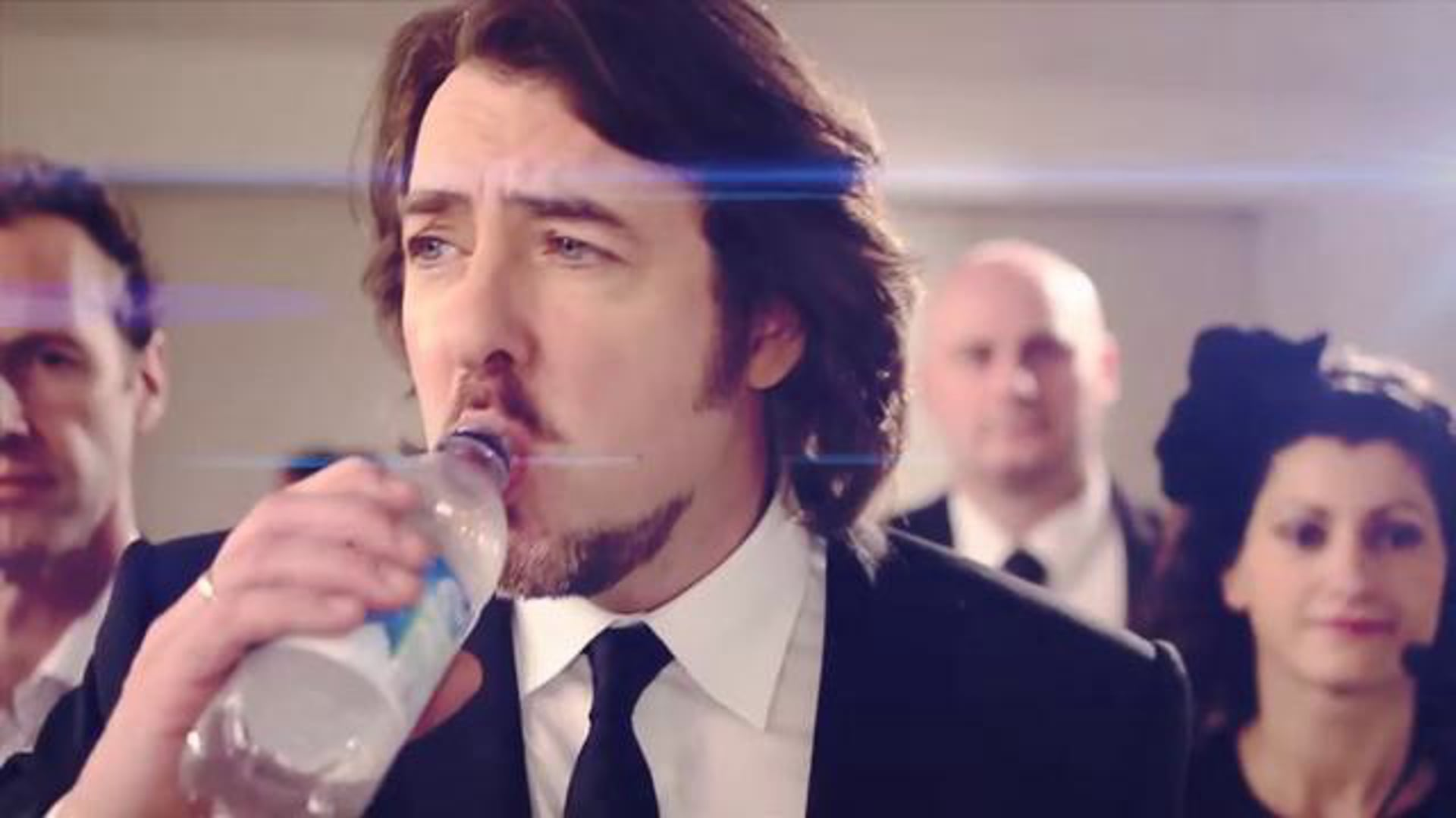 Comedy Awards opening sketch- starring Jonathan Ross