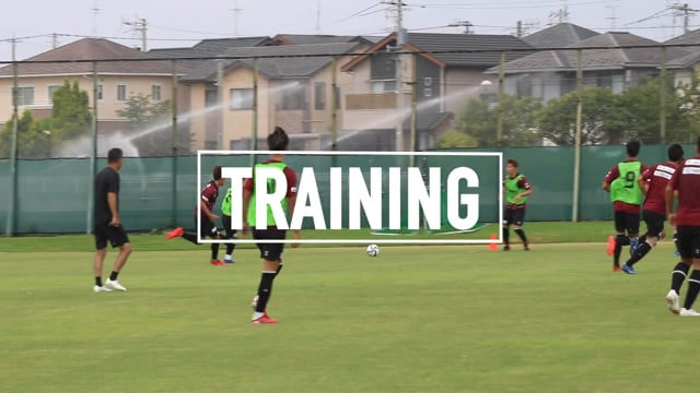 TRAINING - the week of the August 2nd -