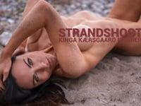 Strand shoot with Kinga