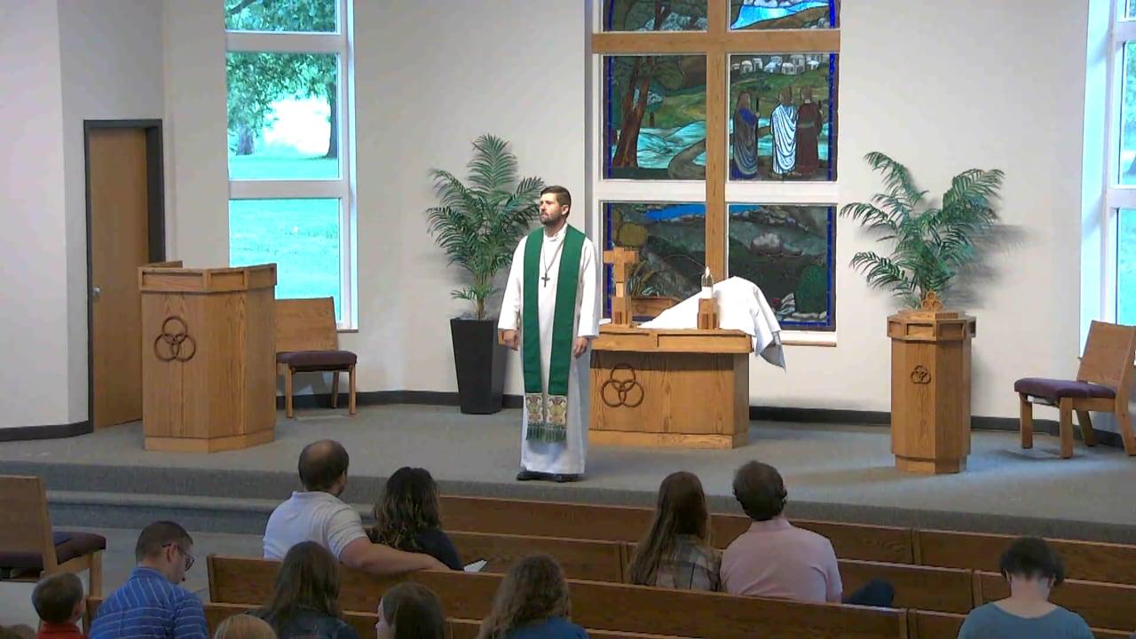 Peace Lutheran Sermon, August 8, 2021.mp4