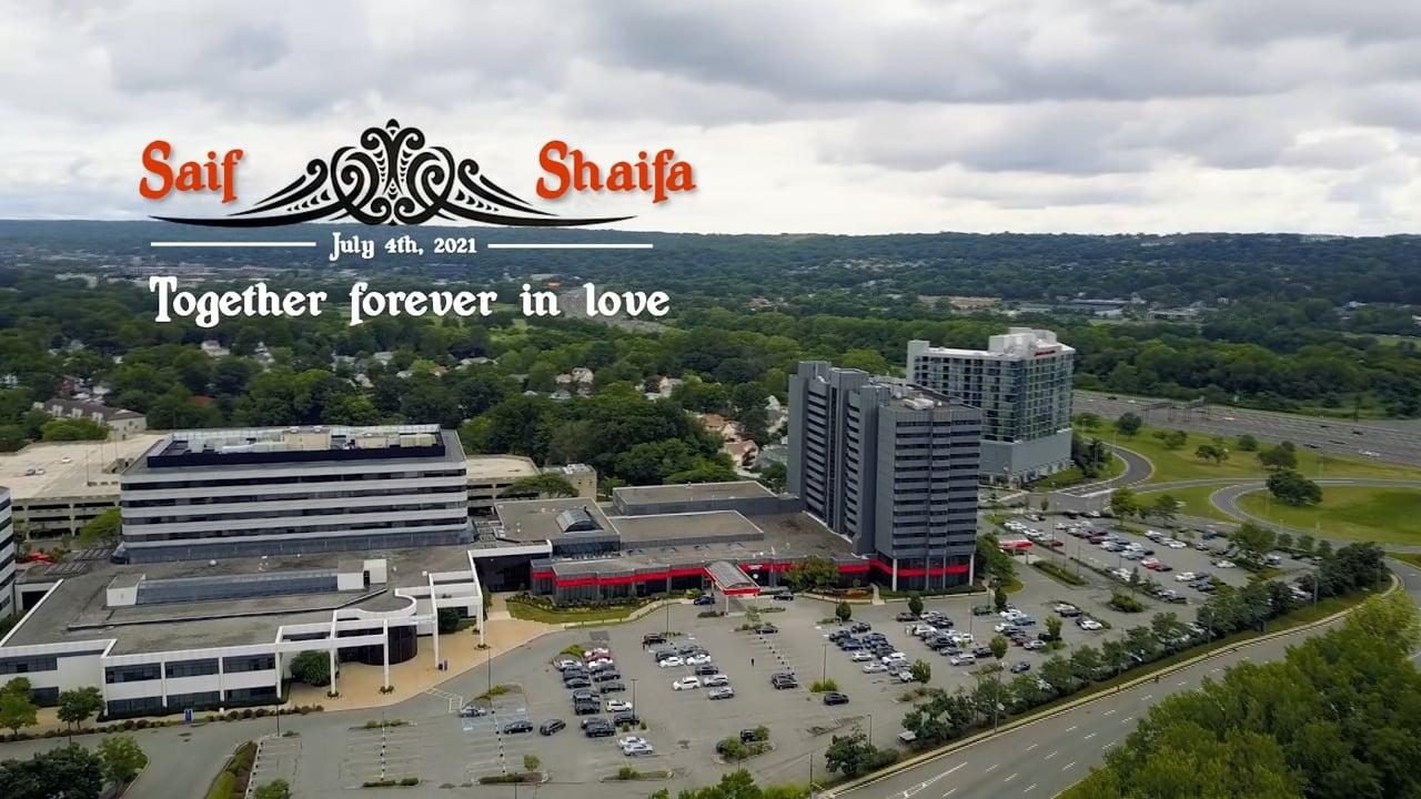 Saif & Shaifa Walima - July 4th, 2021