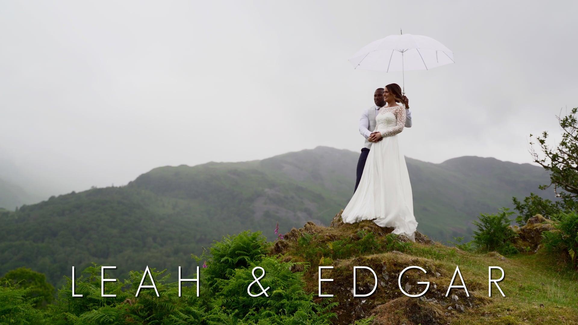 Leah & Edgar's Wedding Film | The Daffodil Hotel, Grasmere