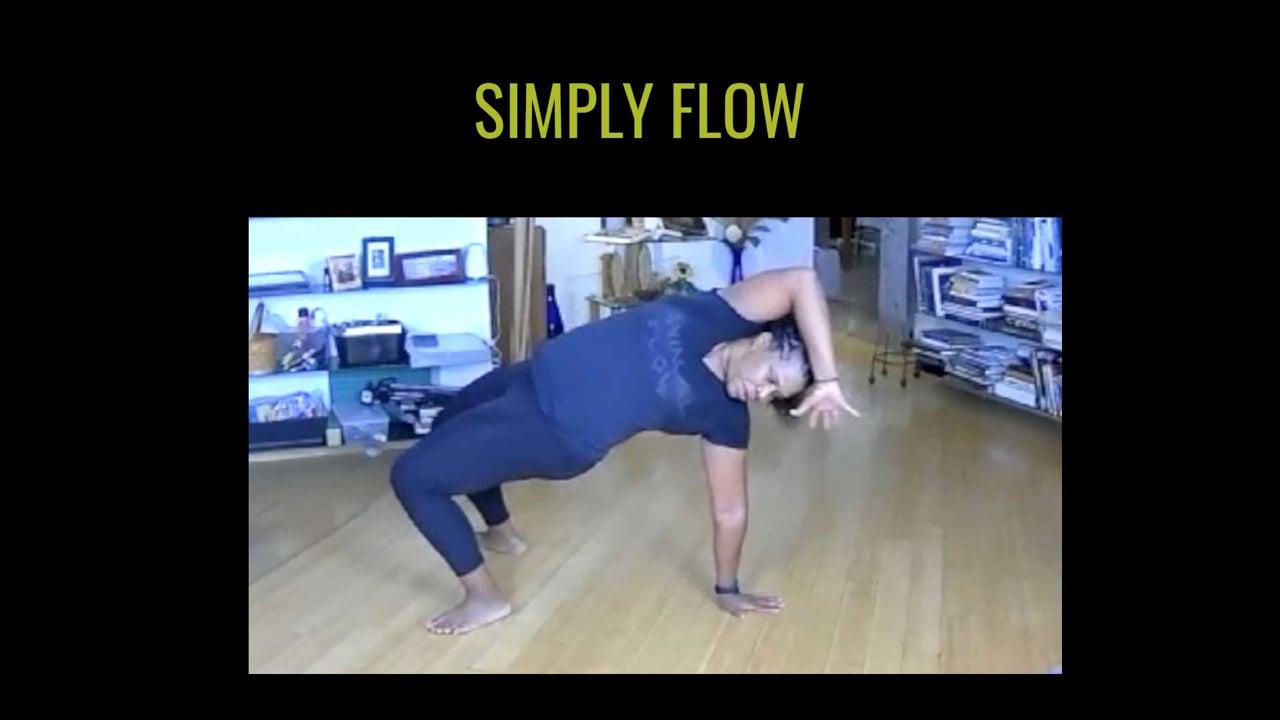 Kathy Donatto:  Simply Flow