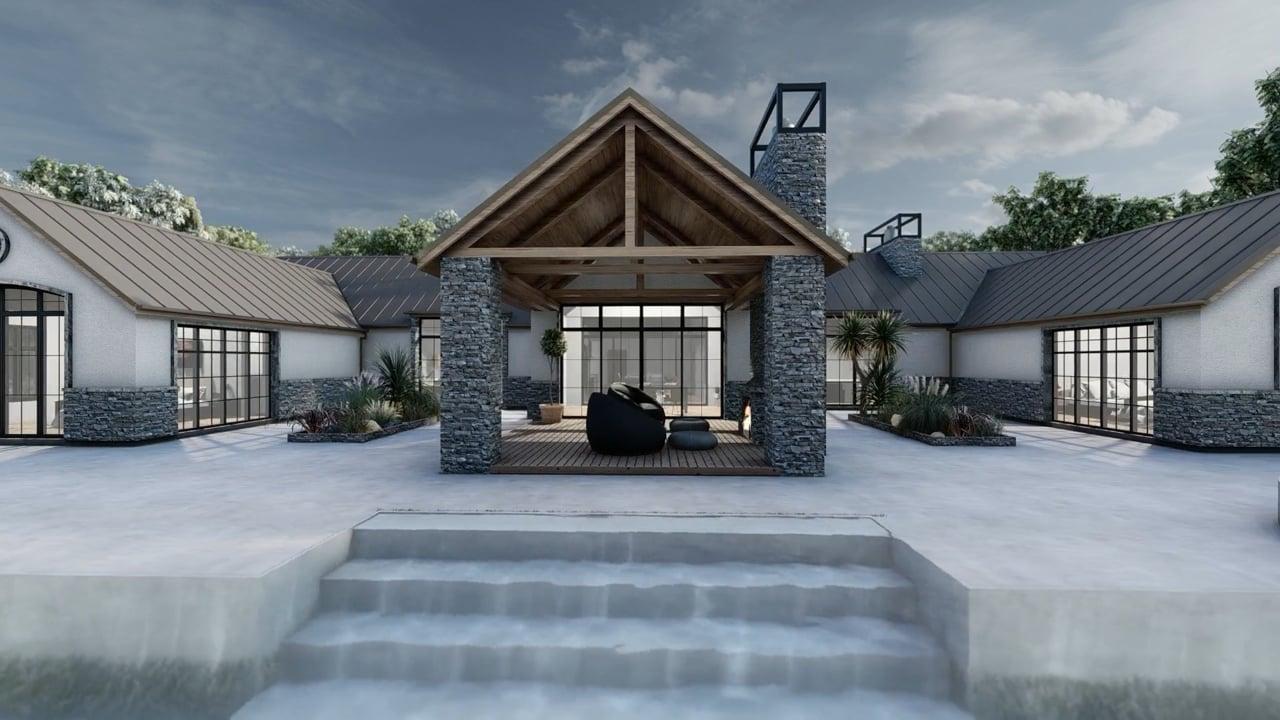 OCO Architecture - Hampton Estates - House for Ron and Jessy