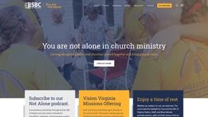 Website Launch | SBCV