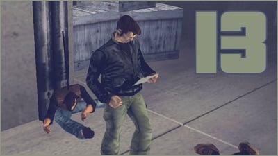 Fluff! They Got Maria! - GTA 3 Walkthrough Ep.13