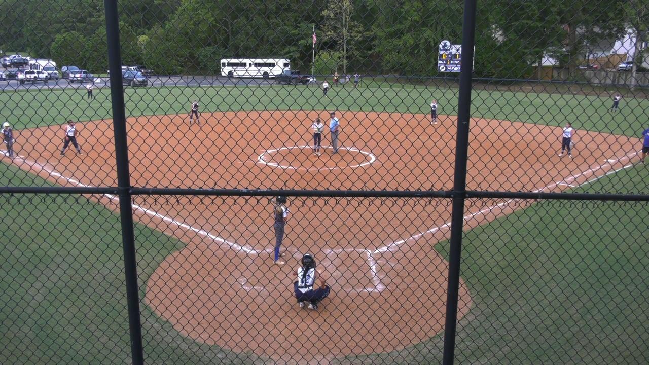 JV Softball vs Central Holmes Christian - 08-09-21