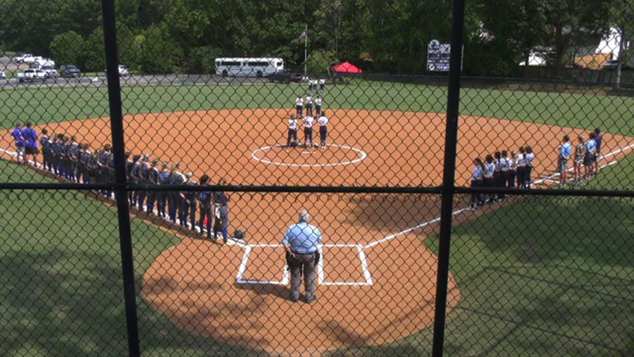 Varsity Softball vs Central Holmes Christian - 08-09-21