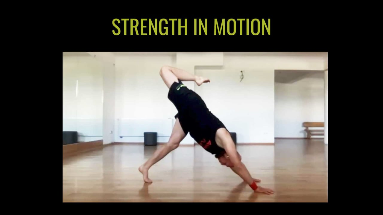 Miroslaw Basciuk: Strength in Motion