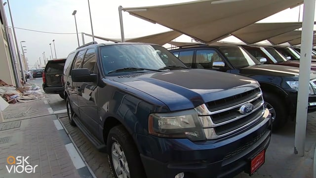 FORD EXPEDITION - BLUE -...