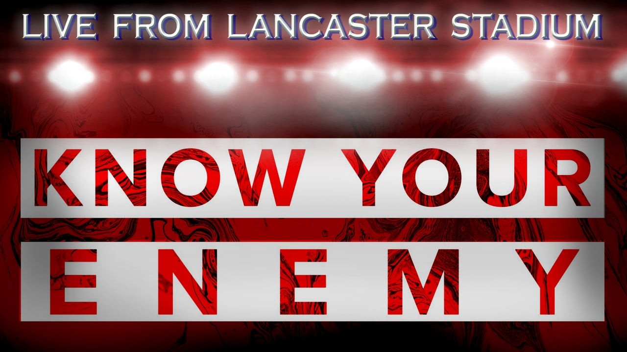 LIVE from LANCASTER STADIUM: Know Your Enemy | Pastor Abram Thomas
