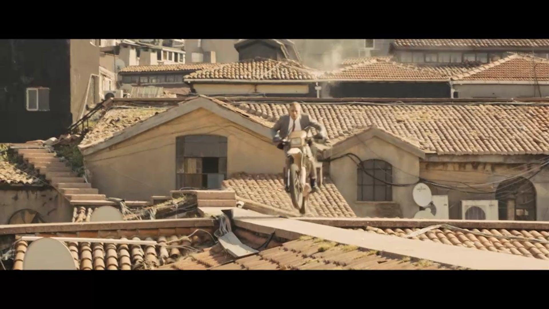 James Bond Kitag-Trailer