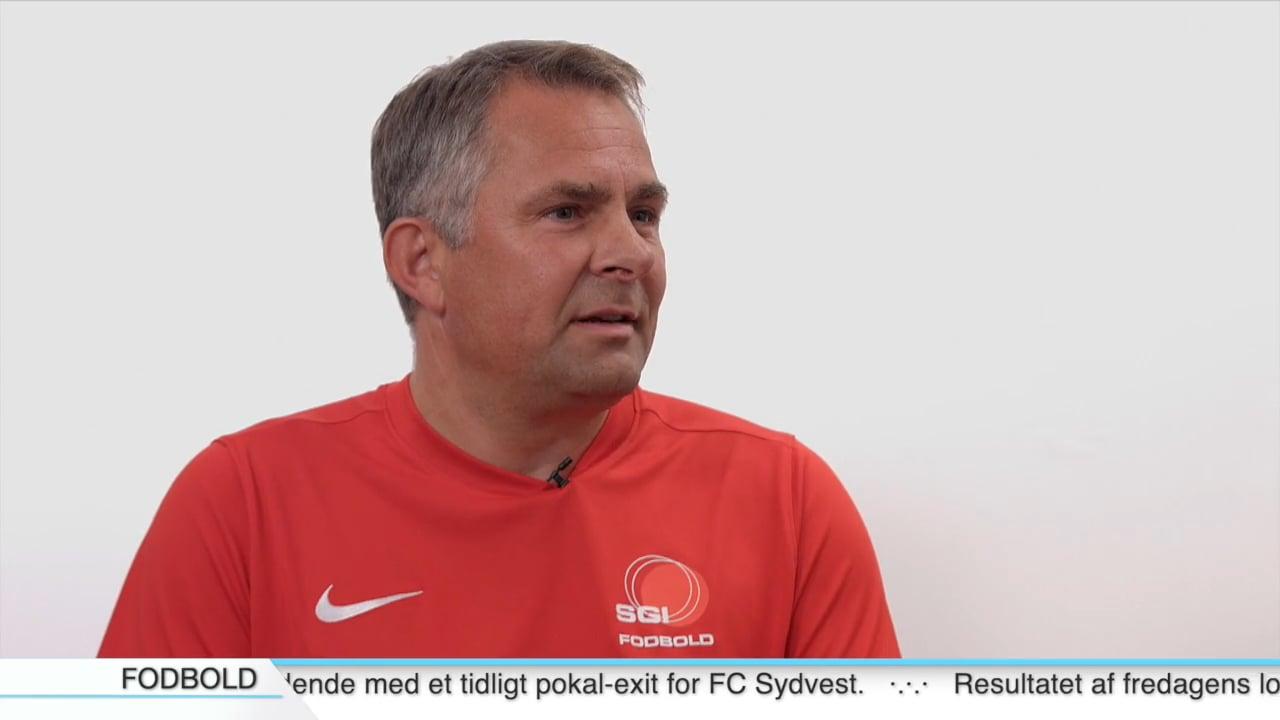 Lars Strandby, Bestyrelsesmedlem, SGI Fodbold