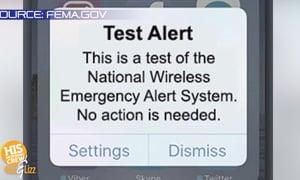 Don't Let This Alert Test