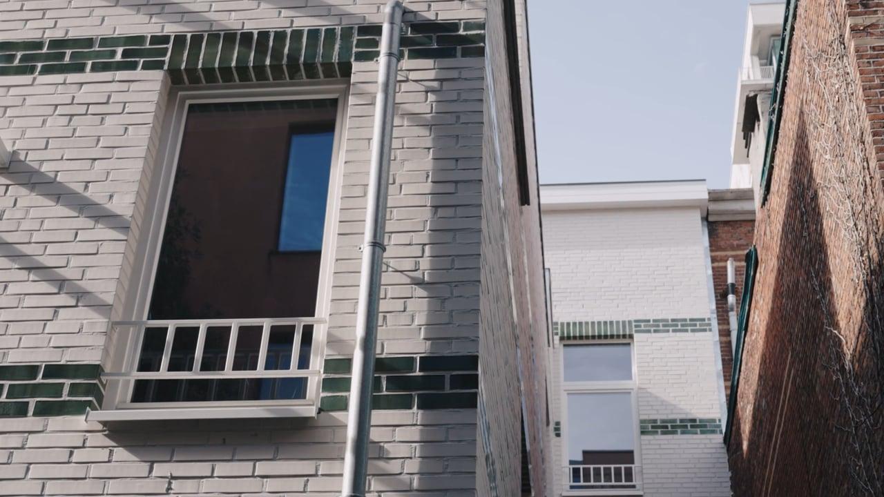 Stad Antwerpen - Promo Het Erfgoedjuweel - Ellermanstraat