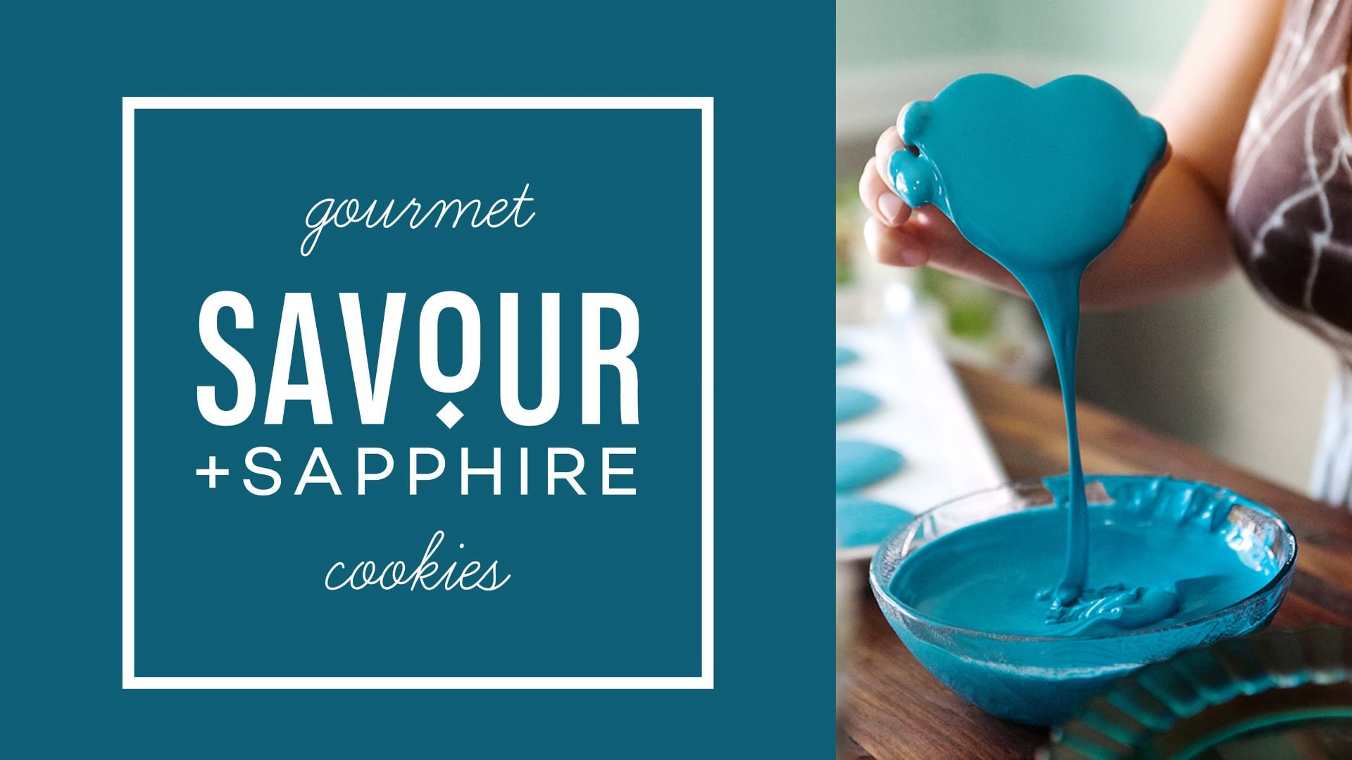 Savour and Sapphire 30 second Web Ad