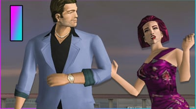 I left HIS Party With HIS Girl!! - GTA Vice City Ep.1