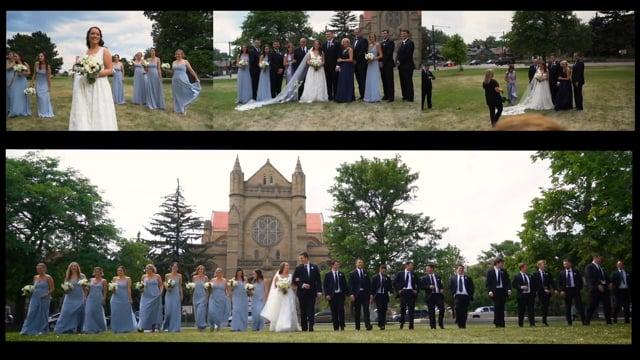 Lily + Matt Wedding Highlights - Mt. Vernon Club Golden CO_072321