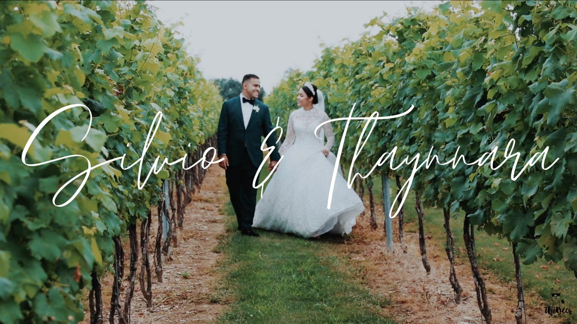 Thaynnara & Silvio | Cinematic Wedding Highlight Video | Kutztown, PA