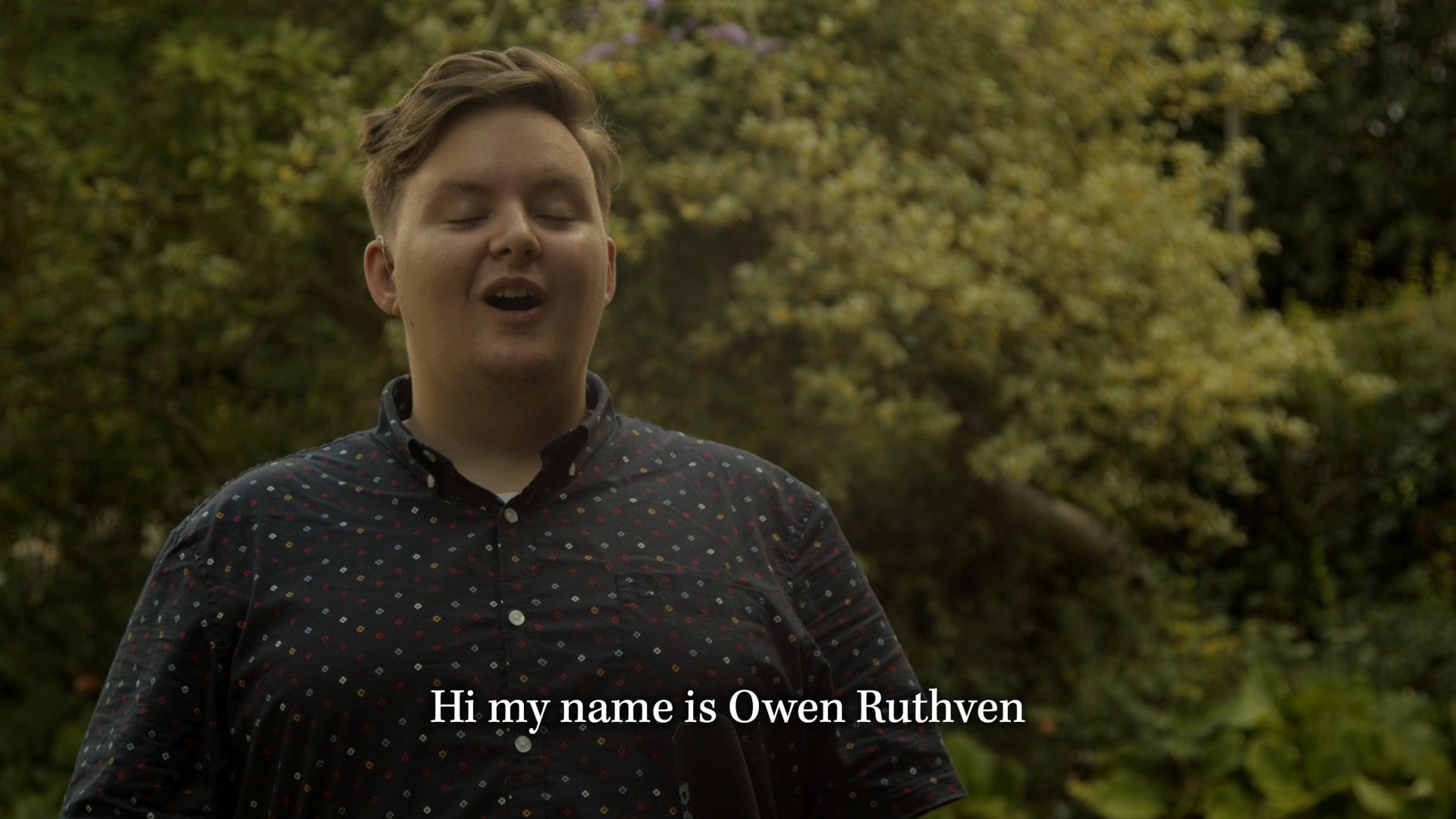 Owen Ruthven