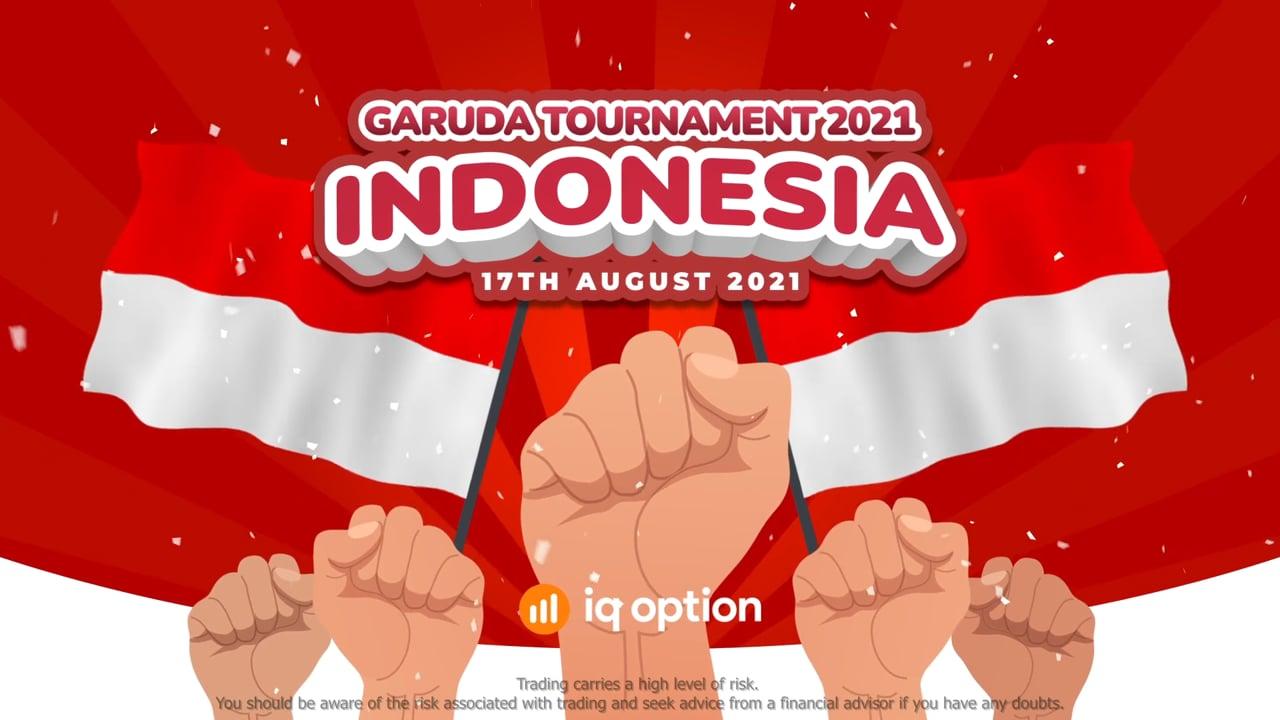 Garuda Tournament 2021. IQ Option